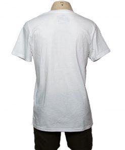 Remera Hombre Blanco Algodón OXX-ABSOLUT SUMEMR Atras