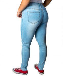 Jeans Damas Azul SLOWLY Modelo Ligth Blue III
