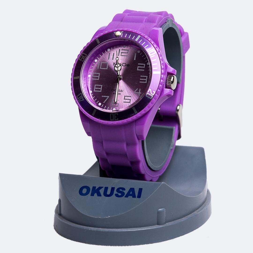Reloj OKUSAI Modelo 85100-WW01.