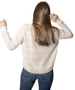 Sweater Dama Beige SLOWLY SWE-D-3