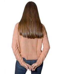 Sweater Dama Beige SLOWLY SWE-D-7