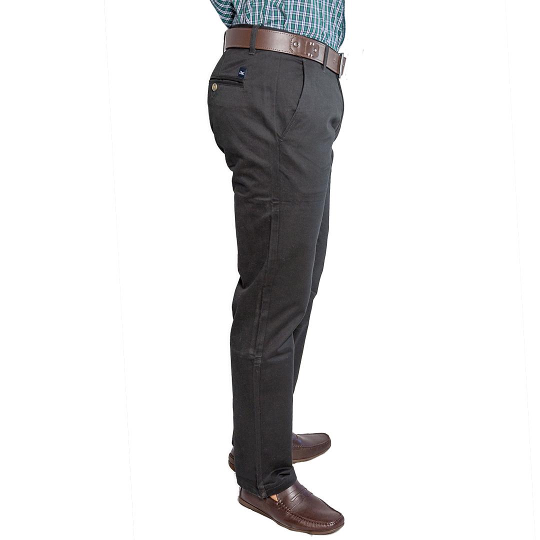 Pantalon Hombre Negro Clasico Legacy Tienda Chaia