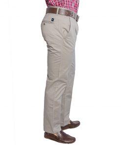 Pantalón Hombre Beige Clásico Legacy