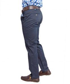 Pantalón Hombre Azul Clásico Legacy