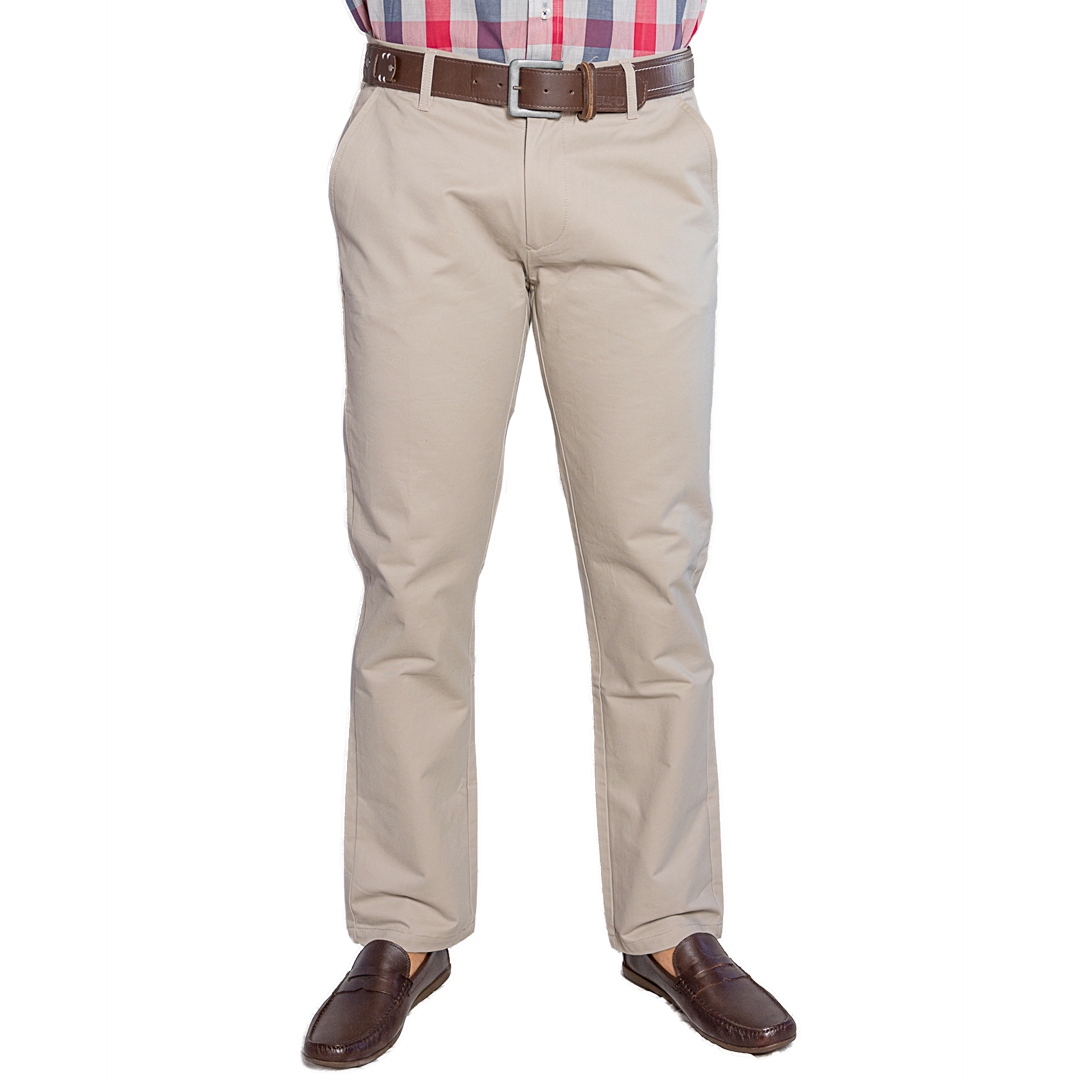 b59e453829 Pantalón Hombre Beige Clásico II Legacy - Tienda Chaia