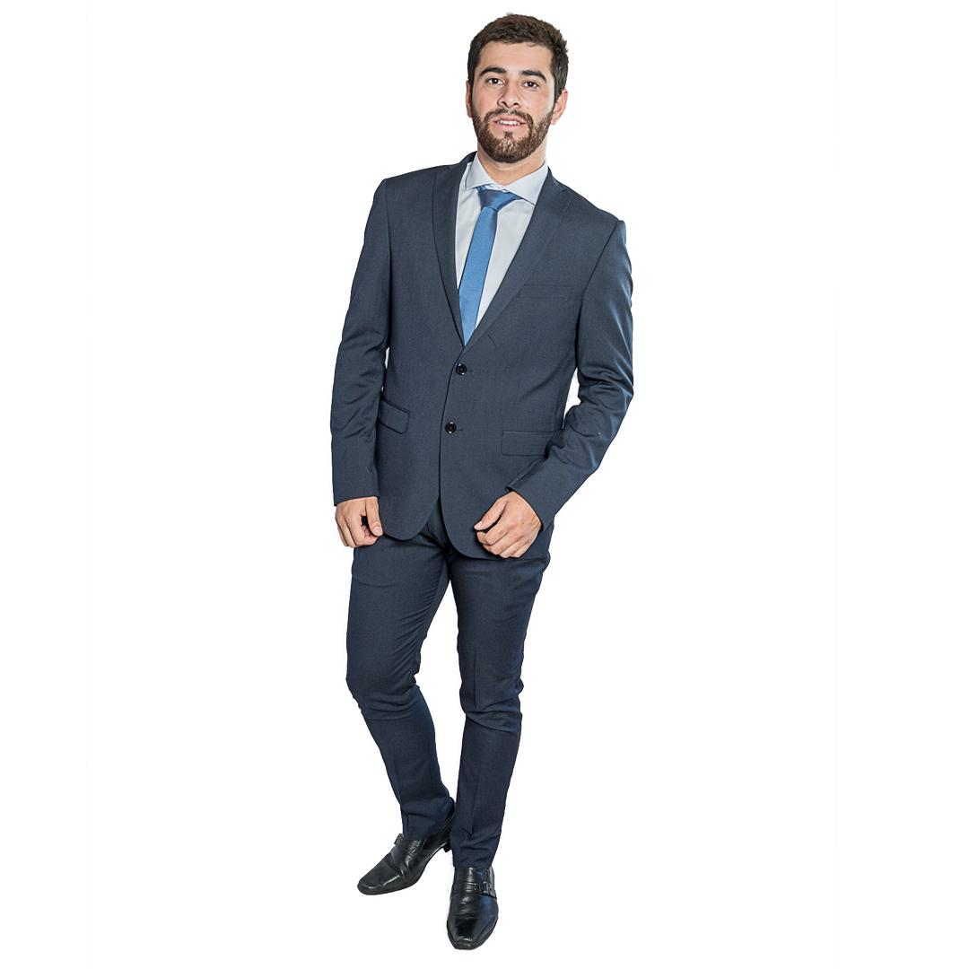 5e9cd107048c9 Traje para Hombres azul Adam Tailor Slim Fit - Tienda Chaia