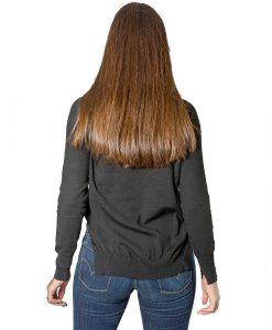 Sweater Dama Negro marca SLOWLY