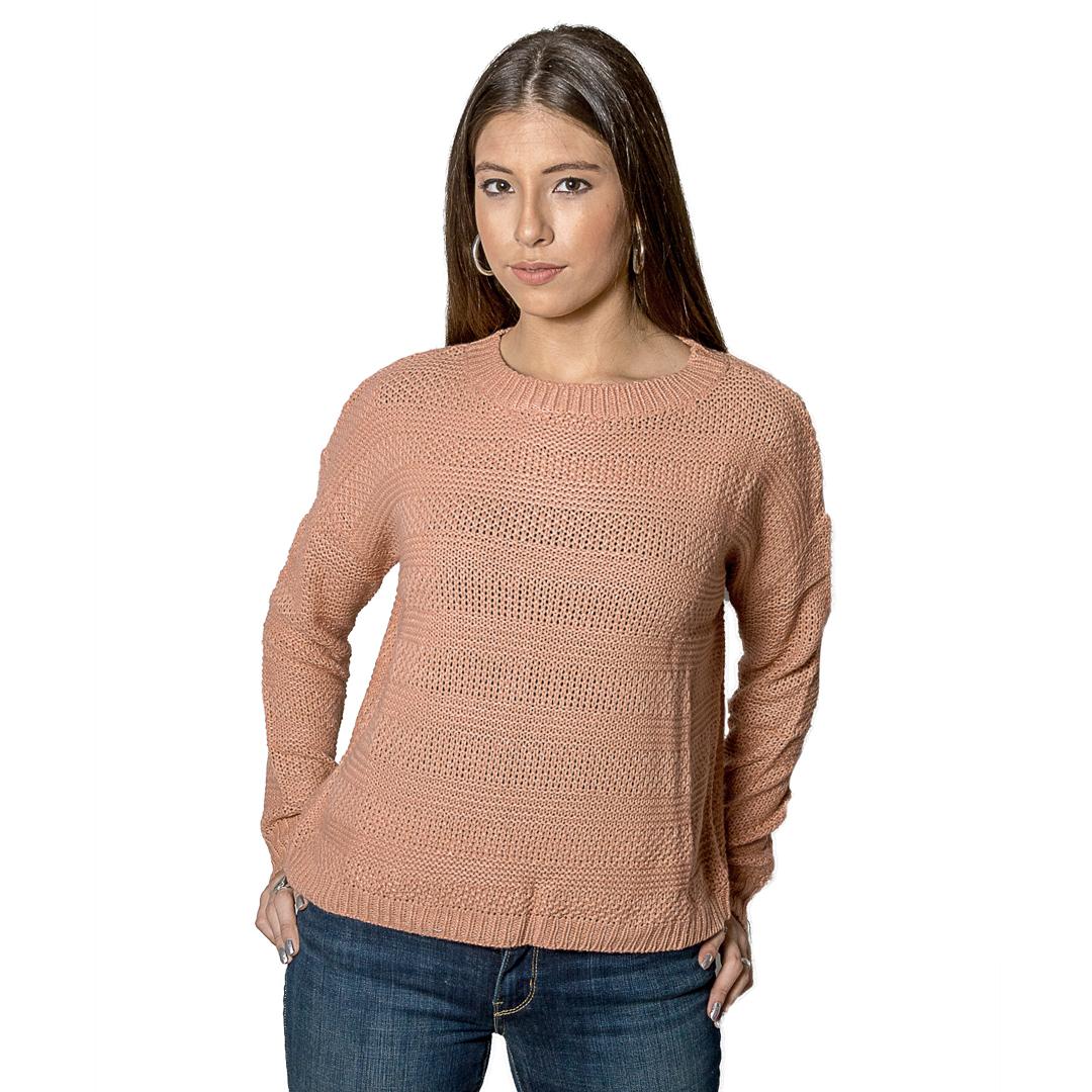 db0f1f18ae Sweater Dama Beige SLOWLY SWE-D-7 - Tienda Chaia