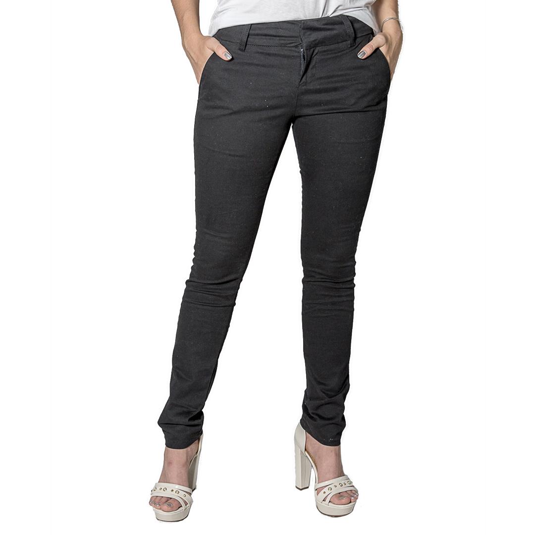 Pantalón Dama Gabardina Negro Legacy PAN-D-4