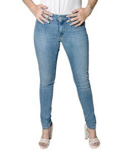 19e6e56edd Jeans Damas Celeste Levi´s 711 Skinny - Tienda Chaia