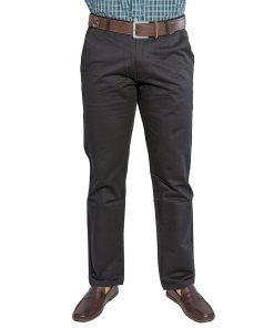 Pantalón Hombre Negro Clásico Legacy