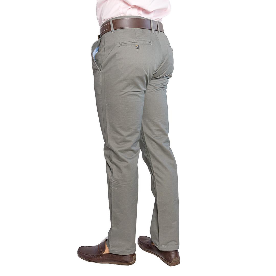 Pantalón Hombre Verde Clásico Legacy