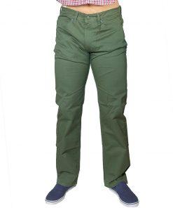 Jeans Hombre Verde Levi´s 505 JEA-LEV-6