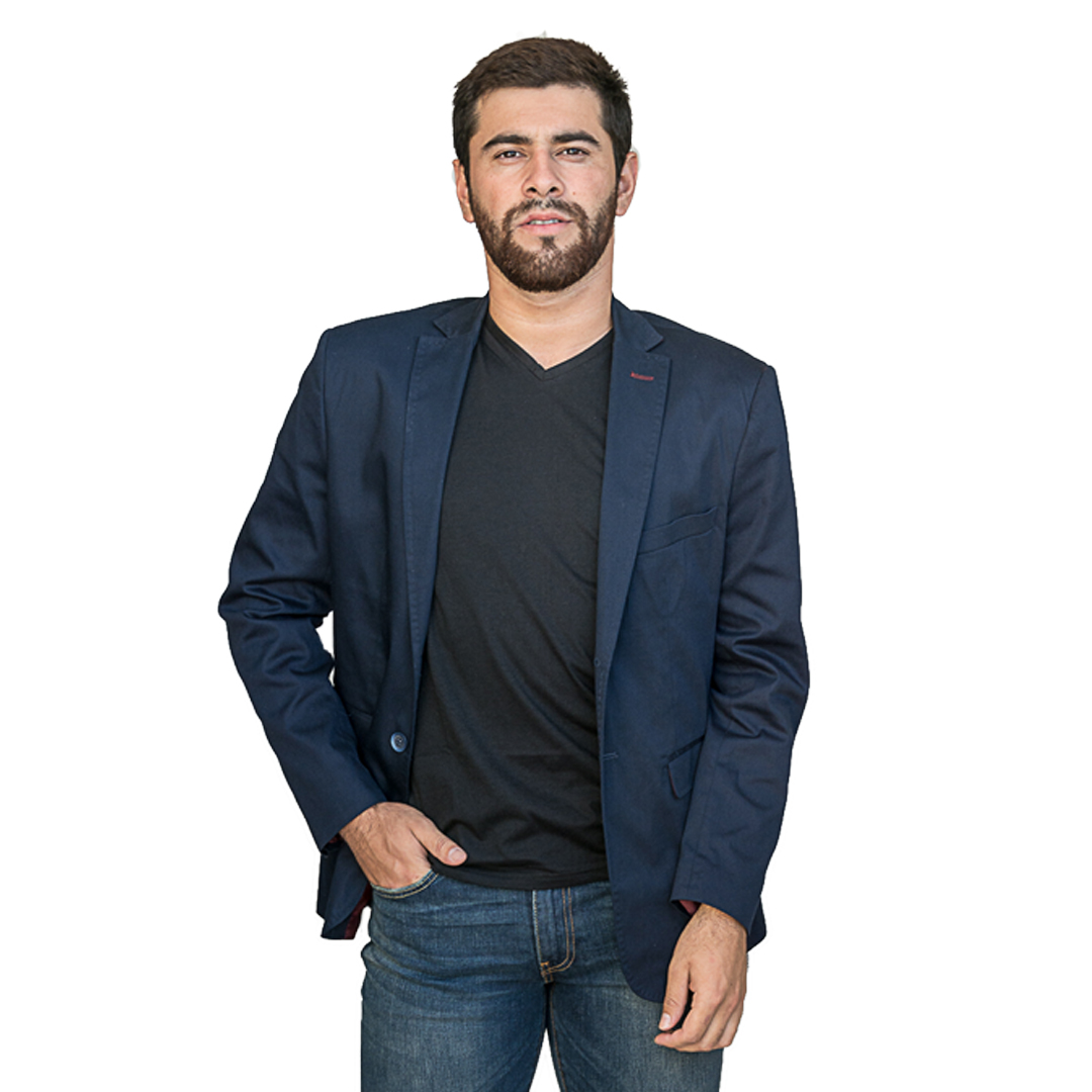 en venta color atractivo estilo de moda Blazer para Hombres Azul Christian Bordeaux. Sport