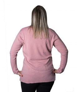 Sweater Dama Túnica con Tajos SWE-D-12