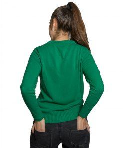 Sweater Dama Burma con Trenzas SWE-D-12
