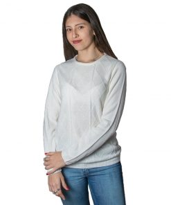 Sweater Dama Burma Base con Aranes SWE-D-12