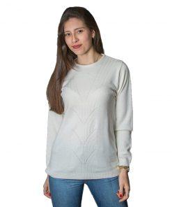Sweater Dama Burma Túnica con Tajos SWE-D-21