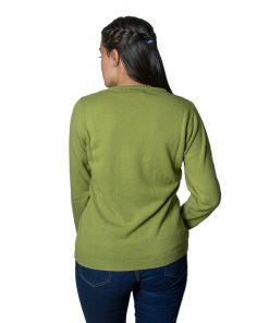 Sweater Dama Burma Puño Volado SWE-D-22