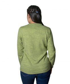Sweater Dama Burma Clásico Escote Básico SWE-D-23