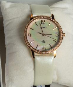 Reloj Dama Orient QC0H-R0-A CS