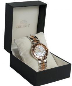 Reloj Dama Orient QC0D-S0-A CS