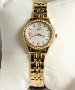 Reloj Dama Orient QC10-NO-A