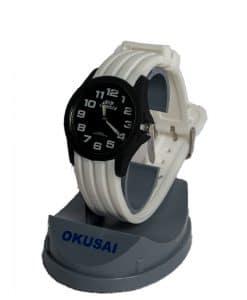 Reloj Dama Okusai Malla Goma REL-75