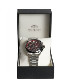 Reloj para Hombre ORIENT Stainless Steel REL-51