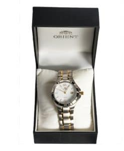 Reloj para Hombre ORIENT Stainless Steel REL-52