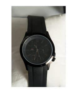 Reloj Hombre ORIENT Malla Goma REL-81