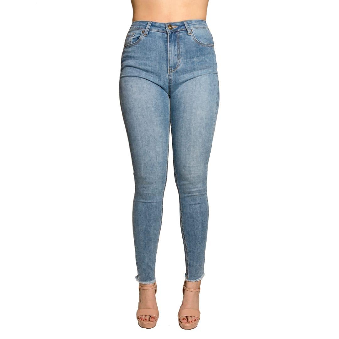 Jeans Damas Slowly Azul JEA-M-41