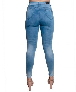 Jeans Damas Slowly Azul JEA-M-43