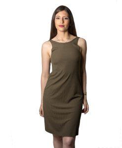 Vestido Dama Marron Wanna Slowly VDR-13 ... 9ab1047d41a