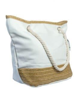 Bolsos Dama de Playa color Blanco CAR-D-33