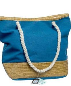 Bolsos Dama de Playa color Azul CAR-D-34