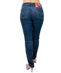 Jeans Damas Azul Oscuro Levi´s 712 Slim LEV-D-5
