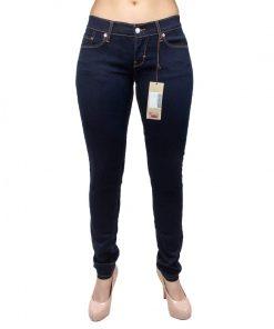 Jeans Damas Azul Marino Levi´s 524Skinny LEV-D-6