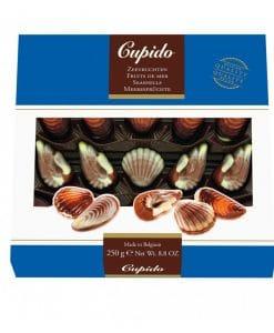 Bombonera Chocolate Cupido 250gr