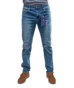 Jeans Hombre Halogen Med Blue Melbourne JEH-09
