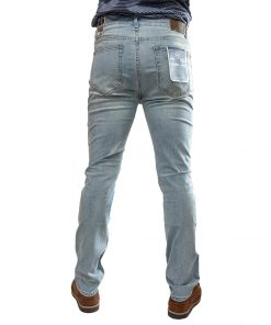 Jeans Hombre Halogen Light Blue Monaco JEH-12