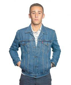 Campera Hombre Jeans Levi´s Azul CDL-02
