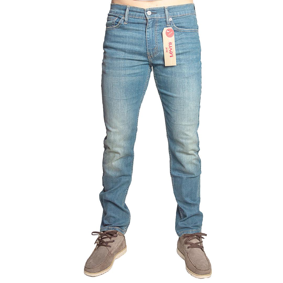 Jeans Hombre Azul Levi S 511 Slim Jeh 27 Tienda Chaia
