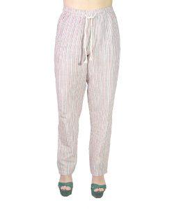 Pantalón Dama Rosa a Rayas PAN-D11