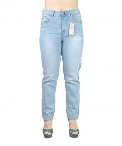 Jeans Damas Wanna Celeste JEA-M-46