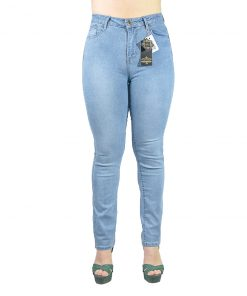 Jeans Damas Wanna Celeste JEA-M-47