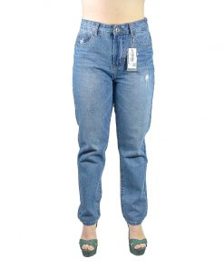 Jeans Damas Wanna Azul Boyfriend JEA-M-48