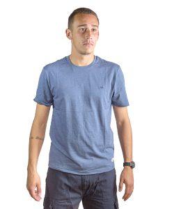T-Shirt Hombre Azul Marino Legacy RHU-134