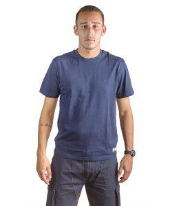 T-Shirt Hombre Azul Marino Legacy RHU-138