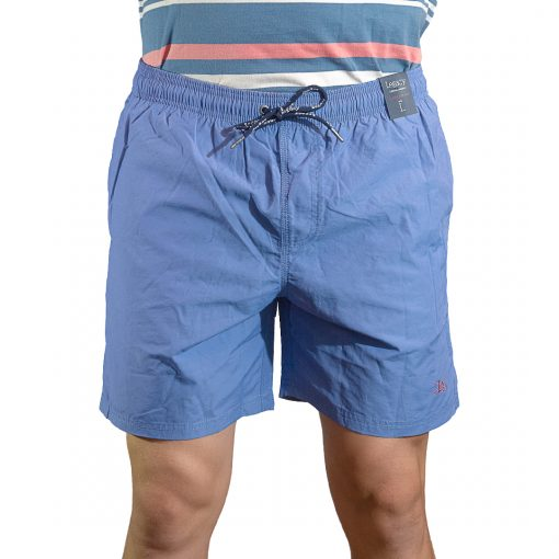 Short de Baño Hombre Azul Legacy SHO-H-87